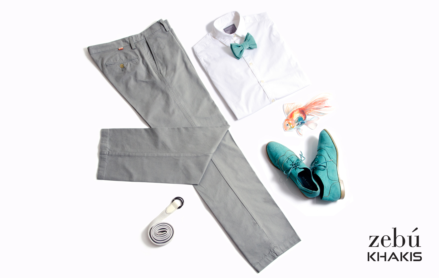OUTFIT ZE106 GRIS 2014