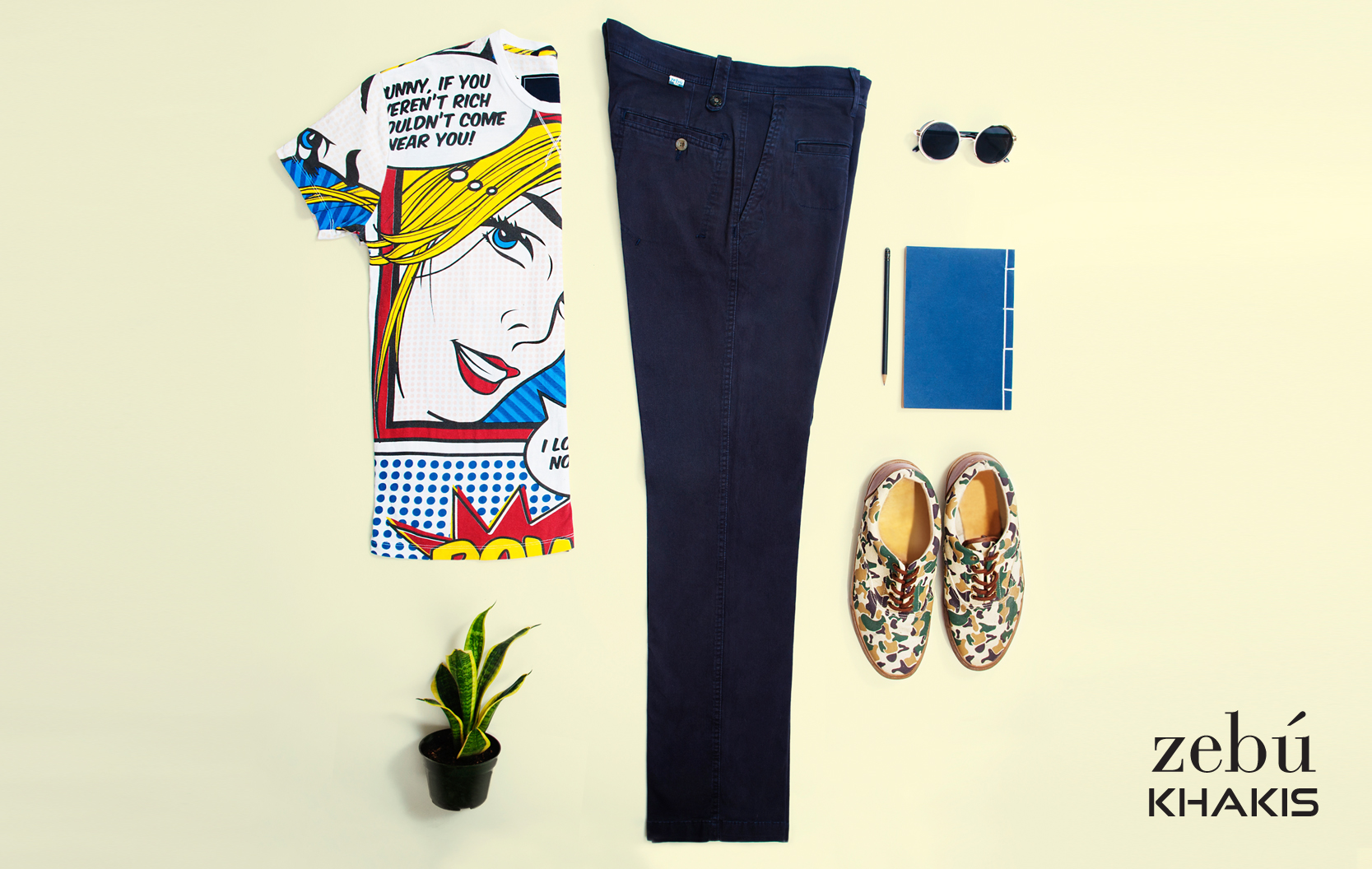 OUTFIT ZE109 NAVY 2014
