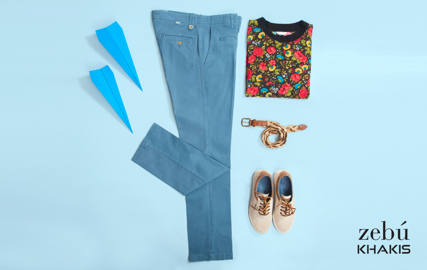 OUTFIT ZE109 PEARLBLUE 2014